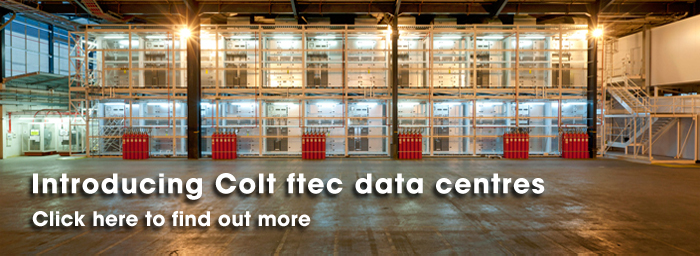 Banner - data centre image